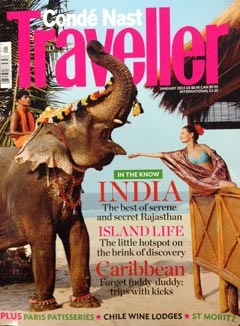 {Featured} Conde Nast Traveller UK