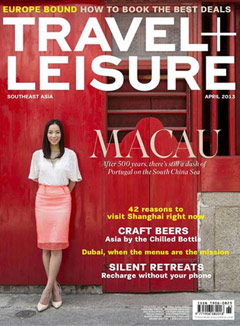 {Featured} Travel + Leisure Asia