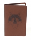 Wolf Pocket Journal