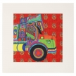 Truck Ander Mounted Art