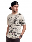 Sangeetkar Men's Graphic T-shirt