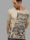 Mylapore Temple Men's Tee