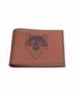 Wolf Mens Leather Wallet