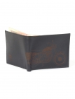 Bike Mens Leather Wallet