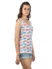 Graphic Cow Women's Cami