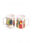 Chora-Chori Chai Mug Set