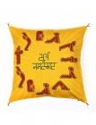 Surya Namaskar Cushion Cover