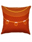 Theyyam Cushions Cover