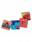 Jodhpur Coasters