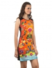 Nazarbattu Silk Jersey Dress