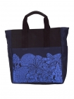 Monkey Forest Market Tote Bag