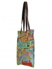 Purani Dilli City Tote Bag