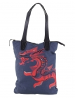 Dragon Emb Tote bag