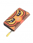 Yakshagana Full Zipper Wallet