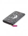 Cat Full Zipper Wallet