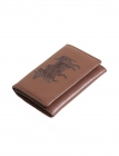 Dandy Cow Leather Card Wallet