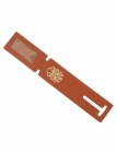 Nazarbattu Leather Luggage Tag