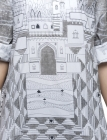 Stepwell Square Long Kurta