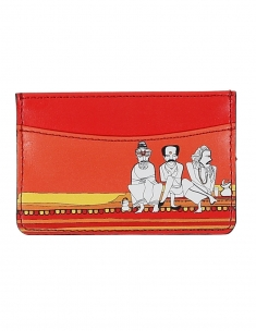 Sadhu Ghat Card Holder
