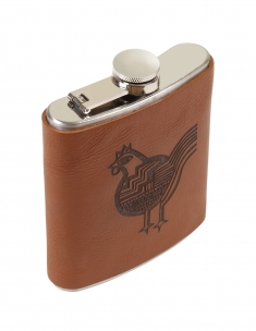 Rooster Hip Flask