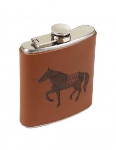 Dandy Horse Hip Flask