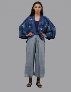 Fish Kimono Jacket