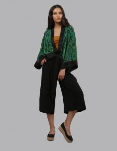 Cat Kimono Jacket