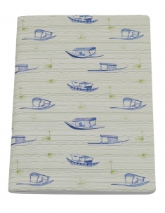 Shikara Journal (Size A-5)