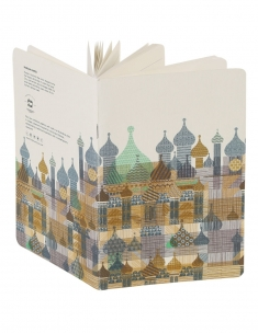 Russian Domes (Size A-5)