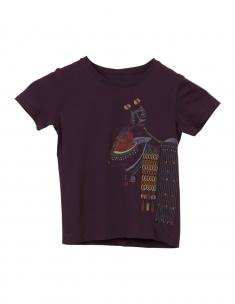 Royal Cow Kids T Shirt