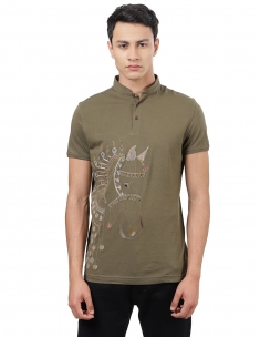 Royal Horse Men's T Shirt