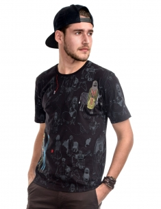 Our People with our Animals Men's Tee