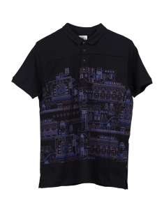 Streets of the Sufi Mens Tee
