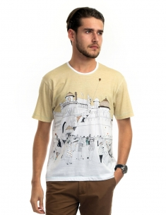 Red Fort Men's Tee