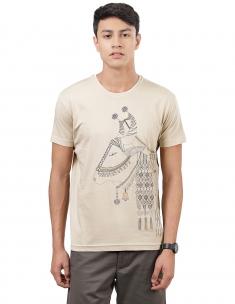Royal Cow Men's  T Shirt