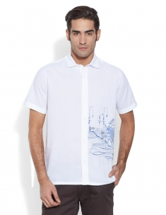 Tanah Lot Men's Shirt