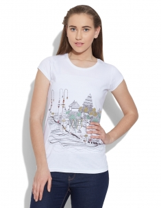 Tanah Lot Women's Tee