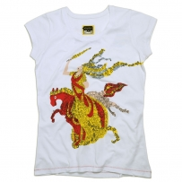 Rani of Jhansi Women's Graphic T-shirt
