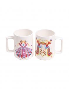 Nritya Chai Mug Set