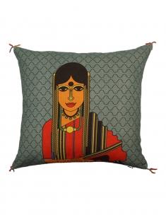 Amma Cushion Cover