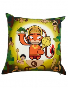Hanuman Cushions Cover