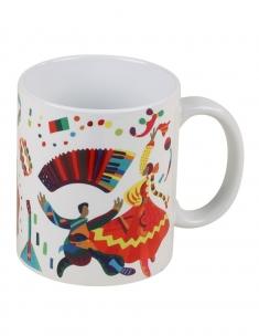 Dance of the Gypsies Coffee Mug
