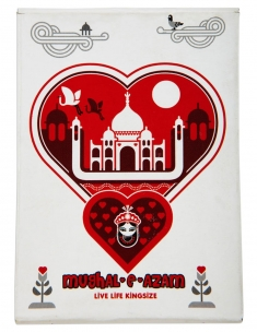 Mughal-e-Azam Playing Cards