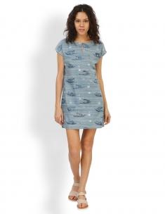 Shikara Straight Dress