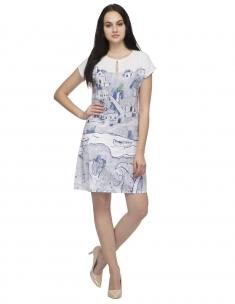 Rainforest Straight Dress
