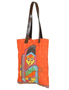 Konkani City Tote Bag