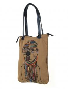 Bonda Emb Tote bag