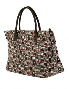 Tilak Allover Weekender Bag