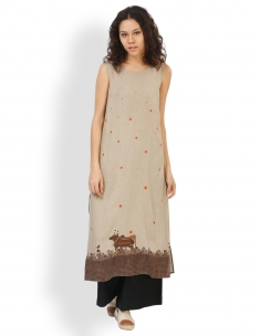 Dandy Cow Long Tunic