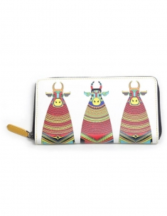 Nandi Full Zipper Wallet